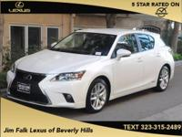 ONE OWNER!!  Hybrid! Save the Planet! Lexus FEVER! This