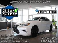 Options:  2016 Lexus Es 350|Parking