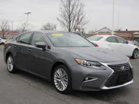 Introducing the 2016 Lexus ES 350! A great car and a