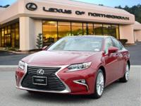 2016 Lexus ES 350 in Matador Red Mica, PANORAMA SUNROOF