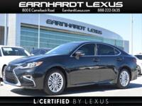 *Carfax One Owner - Carfax Guarantee* *This 2016 Lexus