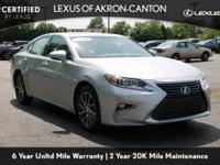 Lexus L/Certified!!! One-Owner. Clean CARFAX. Silver