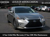Lexus L/Certified!!!! One-Owner. Clean CARFAX. Atomic