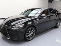 This awesome 2016 Lexus GS comes loaded with the