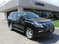 One of Eight L/Certified GX 460 in Inventory - 1 Owner