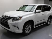 2016 Lexus GX with Leather Seats,Power Front