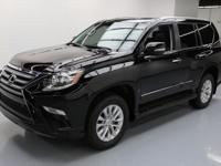 2016 Lexus GX with Premium Package,4.6L V8