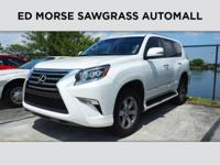 GX 460 trim. CARFAX 1-Owner, ONLY 15,846 Miles!