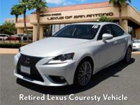 L/ Certified, CARFAX 1-Owner, LOW MILES - 20,671! FUEL