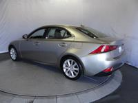 Options:  2016 Lexus Is 200T 4Dr Sdn Is Turbo|Silver