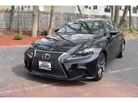 Looking for a clean, well-cared for 2016 Lexus IS 300?