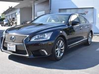 New Arrival! CarFax 1-Owner, LOW MILES, This 2016 Lexus