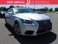 New arrival! 2016 Lexus LS 460! Only 45,367 miles! This