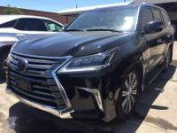 We are excited to offer this 2016 Lexus LX 570. Want