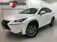 All Wheel Drive! Pearl White! This Lexus looks like