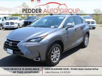 6-Speed Automatic Clean CARFAX. Nebula Gray Pearl 2016