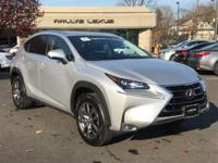 Options:  2016 Lexus Nx 200T|Silver Lining