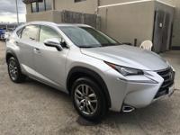 Lexus Certified, AWD, Silver Lining Metallic, Black