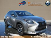 Introducing the 2016 Lexus NX 200t! Rendered with