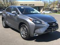 Options:  2016 Lexus Nx 200T|/Flaxen|V4 2.0 L