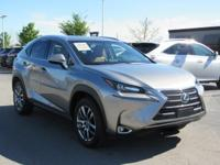 Introducing the 2016 Lexus NX 200t! Arriving fully