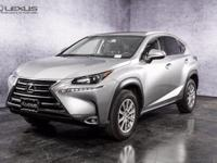 2016 Lexus NX 200t. Real Winner! Why pay more for