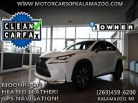 Options:  2016 Lexus Nx 200T F Sport|All Wheel