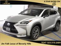 Options:  2016 Lexus Nx 200T F