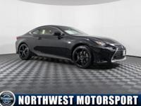 Clean Carfax One Owner Coupe with Backup Camera!