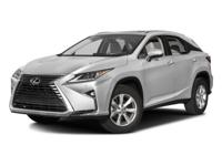This 2016 Lexus RX 350  is offered to you for sale by