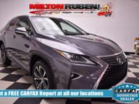 Options:  2016 Lexus Rx 350 Fwd 4Dr|Miles: 20735Color: