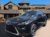 Engineered to turn heads, the all-new Lexus RX is