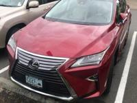 **LEXUS FACTORY CERTIFIED**, **AWD**, **BOUGHT HERE