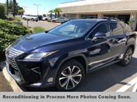 **LEXUS FACTORY CERTIFIED**, **AWD**, **LEATHER**,