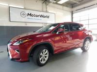 Matador Red Mica AWD 8-Speed Automatic 3.5L V6 DOHC 24V