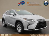 Introducing the 2016 Lexus RX 350! From front to rear,