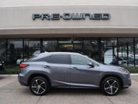 Certified. CARFAX One-Owner. AWD, Black w/Leather Seat