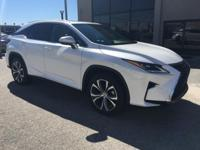 Lexus Certified, AWD, Eminent White Pearl, Black