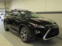 Introducing the 2016 Lexus RX 350! Injecting