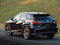 ***LEXUS CERITFIED*** and 2016 Lexus RX 350. Cold