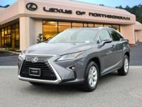 2016 Lexus RX 350 in Nebula Gray Pearl, SUNROOF /