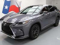2016 Lexus RX with F Sport Package,Leather Seats,Power