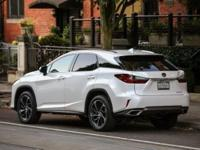 ***LEXUS CERITFIED*** and 2016 Lexus RX 350. Accessory