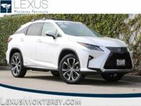 Bluetooth. Lexus Certified, 3.5L V6 DOHC VVT-i 24V,