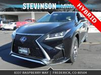 Stevinson Lexus of Frederick is offering this. 2016