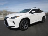 Innovation abounds in our 2016 Lexus RX 350 All Wheel