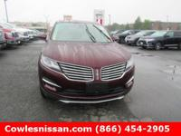 CARFAX One-Owner. Burgundy Velvet Metallic Tinted