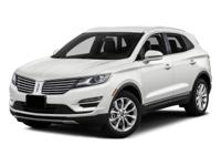Lincoln Certified Pre-Owned 2016 LINCOLN MKC BLACK
