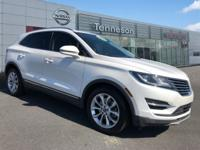 CARFAX One-Owner. Certified. 2016 Lincoln MKC Select