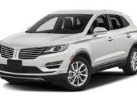 Introducing the 2016 Lincoln MKC! It delivers style and